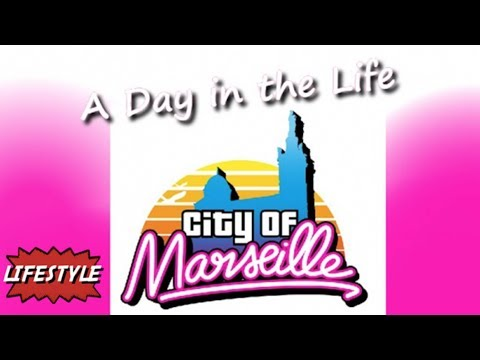 A Day in the Life MARSEILLE (GoPro)