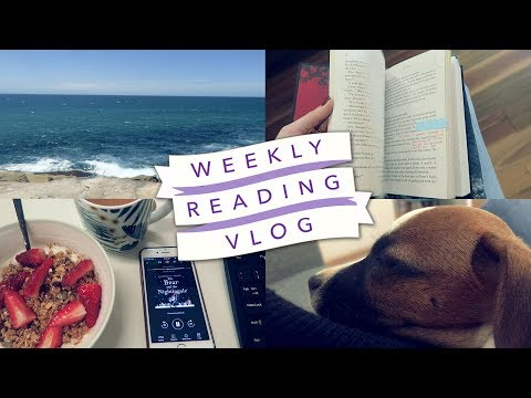 ANNOTATING BOOKS, MARKUS ZUSAK + PUPPY ☾✧ READING VLOG: 5-13 Nov