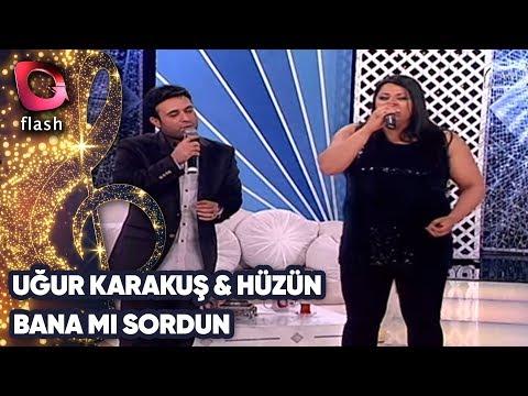 UĞUR KARAKUŞ & HÜZÜN - BANA MI SORDUN   Canlı Performans - 25.04.2012