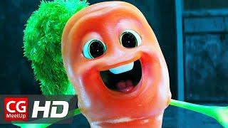 "**Award Winning** CGI Animated Short Film: ""Don't Feed These Animals"" by Nebula Studios | CGMeetup"