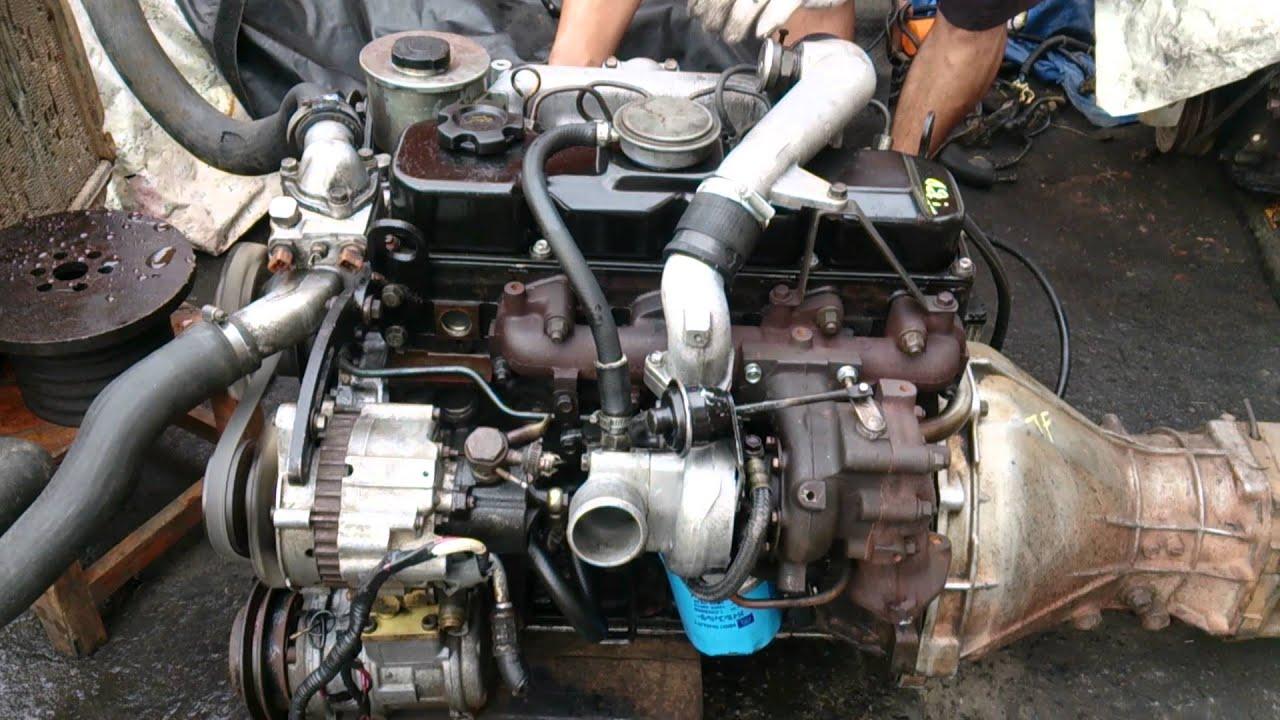 Nissan td27 turbo youtube for Nissan motor acceptance login