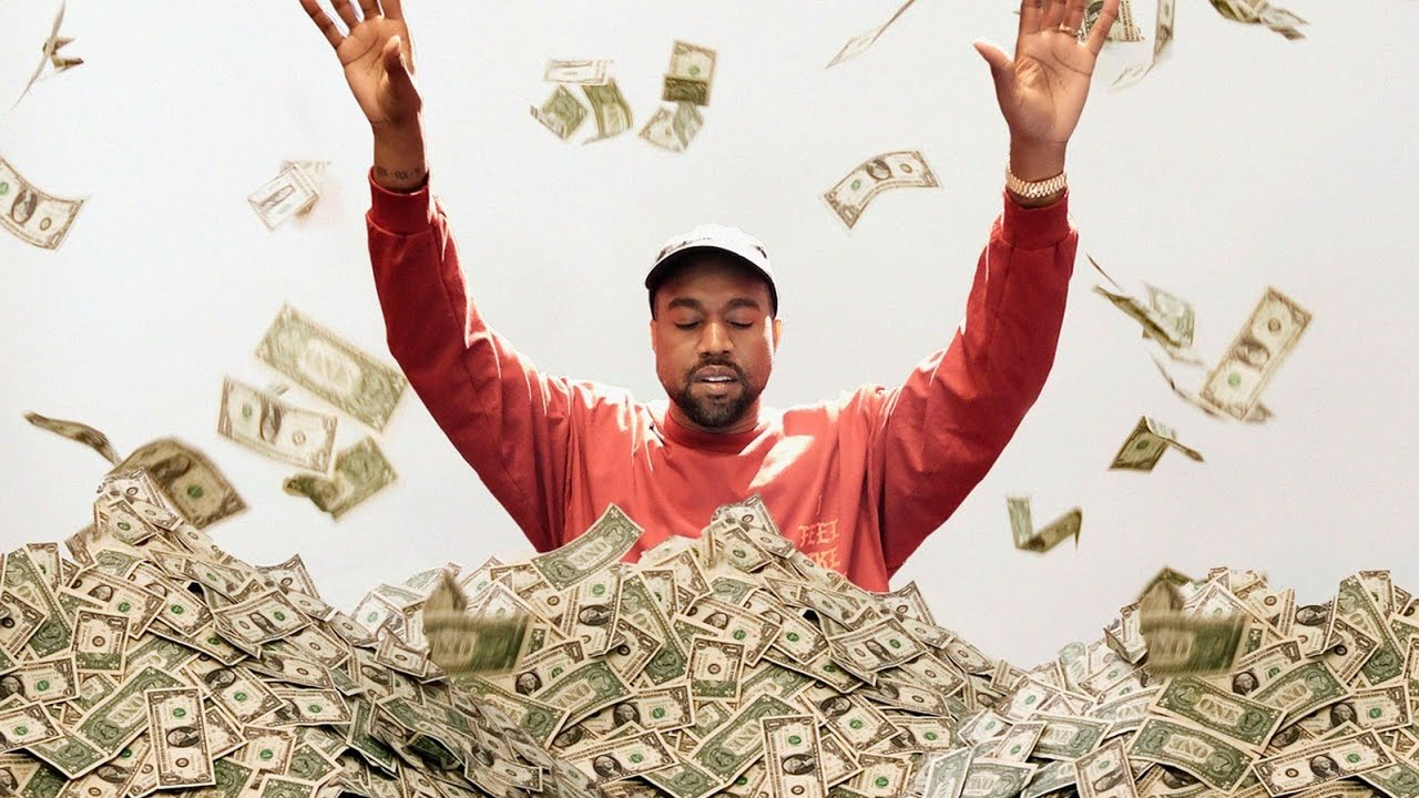 Kanye West Worth $6.6 Billion The Richest Black In The World Why Jay-Z Is Not Happy For Kanye West