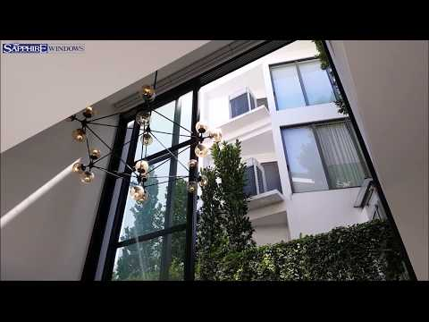 Tallest Patio Sliding Doors by Sapphire