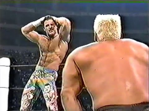 Match that ended Ravishing Rick Rude's in-ring career