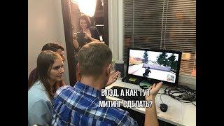 Навальный играет в PUBG на твиче/смешные моменты (31.10.17)