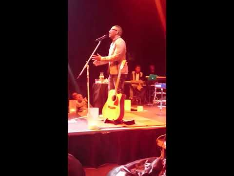 SOUTH AFRICAN RNB SOUL MUSIC - BRIAN TEMBA @ YAMAHA THEATER