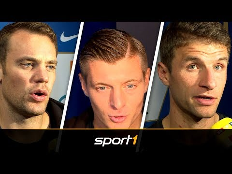 DFB-Stars schwärmen über Taktik-Plan von Löw gegen Frankreich   SPORT1