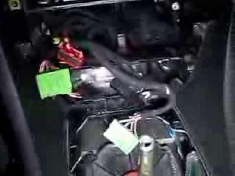 Audi A6 C5 Demontaż Radio Tunel Panel Klimatyzacji