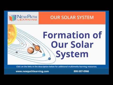 formation and evolution of the solar system - photo #19