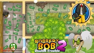 Money Pants Bob !! Finds more coins. Robbery Bob 2: Double Trouble. screenshot 5