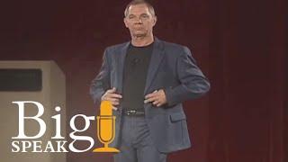 Mack Dryden: Comedian, Actor, Host, Motivational Humorist,Two-Time Cancer Survivor, Keynote Speaker