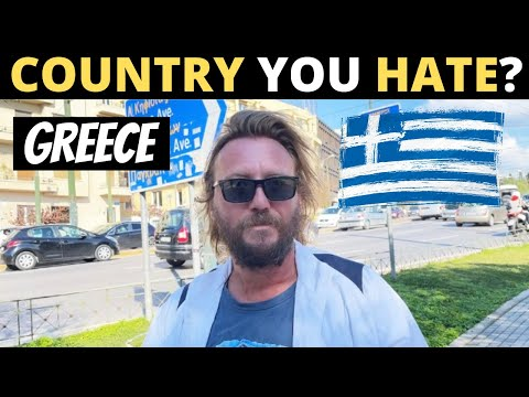 Which Country Do You HATE The Most? | GREECE