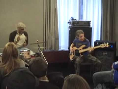 Tal Wilkenfeld Bass Solo at Bass Day Clinic 2006