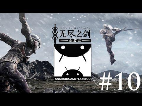 Infinity Blade Saga Android GamePlay #10 (1080p)