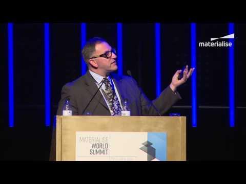 """MWS 2017: Dr. Jonathan Morris, """"In Hospital 3D Printing at Mayo Clinic"""""""