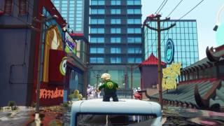 Lloyd's Late - LEGO NINJAGO - Wu's Teas Episode 14