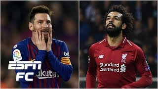 Dan thomas, gab marcotti, shaka hislop and craig burley preview the first leg of barcelona vs. liverpool in 2019 uefa champions league semifinals. they d...