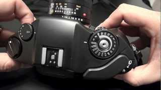 Leica R8 Controls And Wrap Up Part Iii Youtube