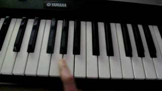 Tutorial Intro Life In Technicolor-Coldplay Piano Easy