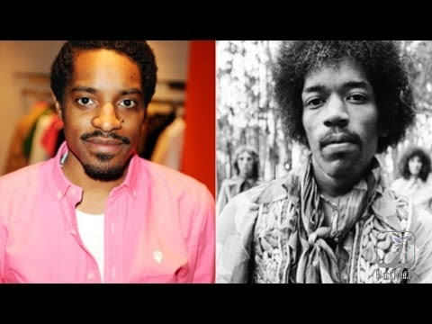 Andre 3000 appearing at Coachella and making an Oscar Run in 2014 playing Jimi Hendrix