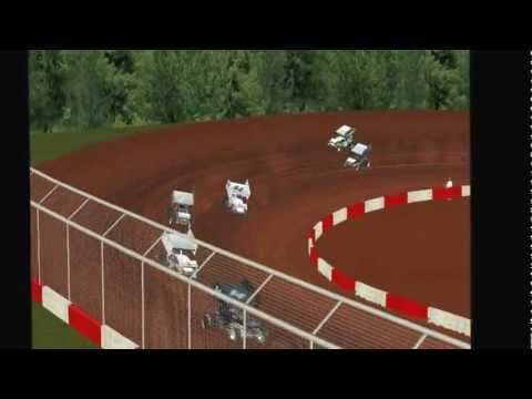 BOZ Sprint Car - Talladega Short Track
