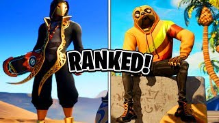 Ranking NEW Unreleased Fortnite Skins! (Ranking Fortnite Skins / Fortnite Skins Ranked)