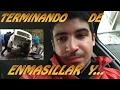 #4 TERMINANDO DE ENMASILLAR & INTENTANDO VOLCAR SEAT 600