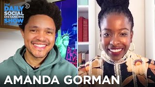 "Amanda Gorman - ""The Hill We Climb"" & Activism Through Poetry 