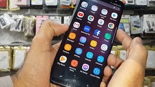 Samsung Galaxy S8 plus || How to Fix unresponsive/Frozen screen  || Soft Reset Review