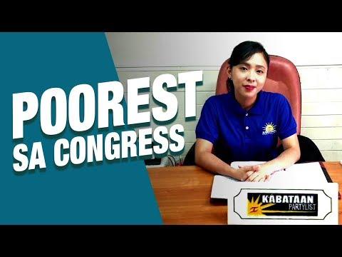 Stand for Truth: Pinakamahirap na kongresista, kilalanin!