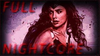 Video 🎵♬►「To Be Human」- 【Nightcore w Lyrics (Wonder Woman)】 download MP3, 3GP, MP4, WEBM, AVI, FLV Januari 2018
