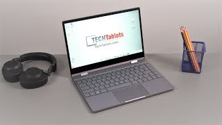 BMAX Y13 Unboxing & Review - Yoga Style 8GB Laptop