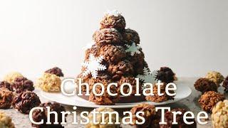 [홈베이킹] 크리스마스 초코릿 트리 Christmas …