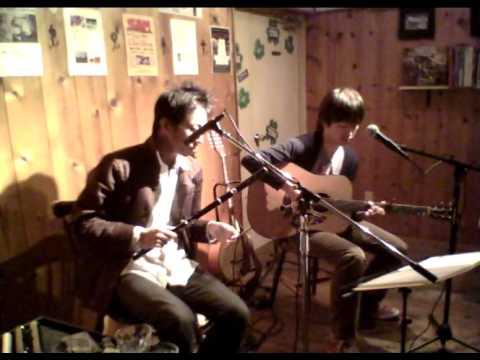 Kozo Toyota playing the long Irish music set accompanied by Hiroshi Hoshikawa