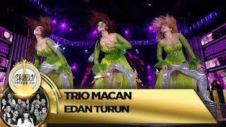 Keren Abis! Trio Macan Menggoyang Warga Jawa Timur [EDAN TURUN] - ADI 2018 (16/11)