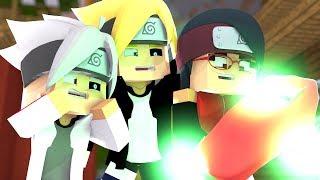 Minecraft: BORUTO - A NOVA FILHA DO BORUTO E DA SARADA #107