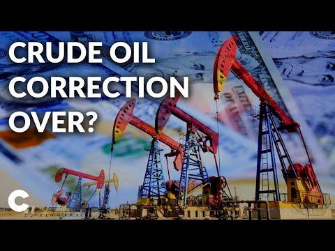 Crude Oil Forecast April 2021 | Is WTI Crude Correction Over?