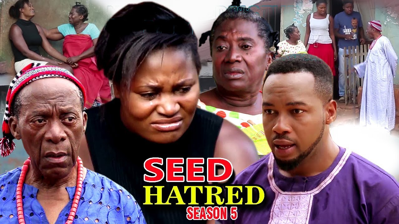 Seed Of Hatred season 5 - (New Movie) 2018 Latest Nigerian Nollywood Movie full HD | 1080p