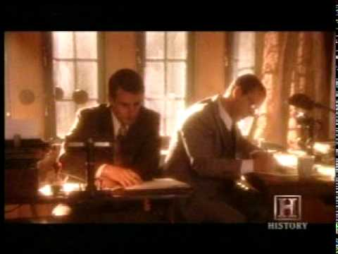 The Great Hurricane of 1938 - History Channel - Part 1 of 8