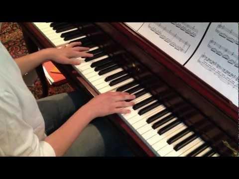 A Thousand Years || Christina Perri (piano cover)