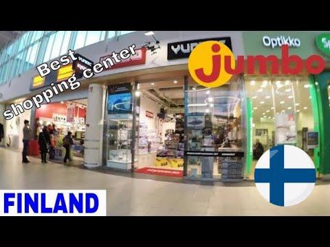 Jumbo Mall Vantaa Finland