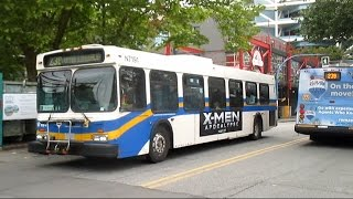 Buses in Vancouver, BC (Volume Eighteen)