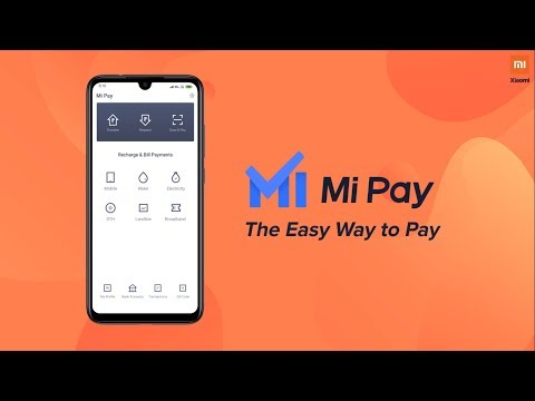 Mi Pay | The Easy Way To Pay