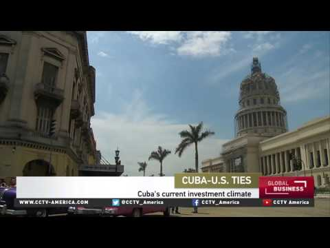 Center for Economic and Policy Research Co-Director Mark Weisbrot on US Investment in Cuba
