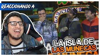 Fedelobo Reacciona a: Isla de Muñecas