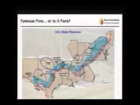 Phil Clarke, Novas Consulting, US shale gas basins