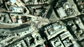 earth zoom london after effects
