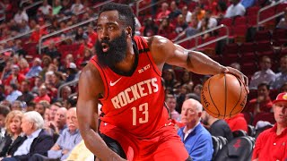 James Harden | Every Step Back | 2019-20 | Houston Rockets