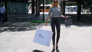 DIOR: kupiłam torebkę na spacer z PSEM