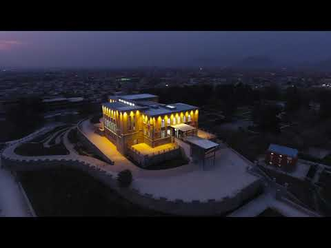 Chihilsitoon Garden by Aga Khan Trust for Culture